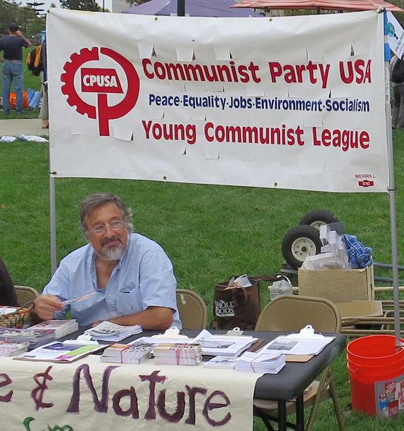 A csaknem száz éve alapított, marxista-leninista Amerikai Kommunista Párt