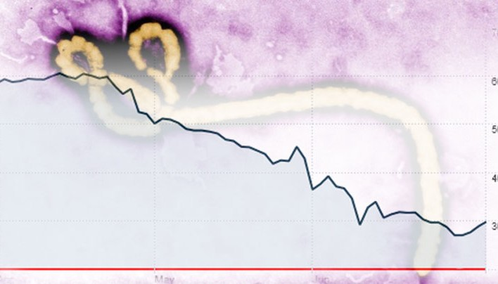 If A Few Ebola Cases Can Make The Stock Market Crash This Much, What Would A Full-Blown Pandemic Mean?