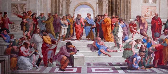 """""""A magas akadémiai tudás birtokába jutott uralkodó, azaz filozófus rend tagjai minden vezető felett állnak."""""""