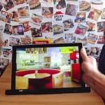 Tudatalatti pizza rendelés retina leolvasással a Pizza Hut-nál