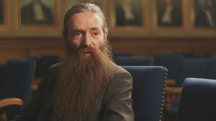 Aubrey de Grey, forrás: Twitter