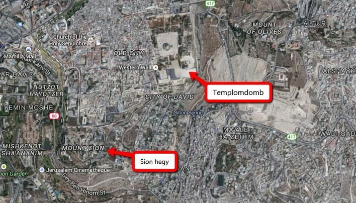 A harmadik zsidó templom máshol is felépülhet – Hol állt valójában az egykori szent templom?