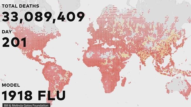 201. nap: 33 089 409 áldozat