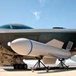 B-2 Spirit lopakodó és a legnehezebb amerikai bomba, a 13,5 tonnás Massive Ordnance Penetrator (MOP)