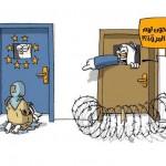 A gazdag muzulmán országok egyetlen szír menekültet sem fogadnak be