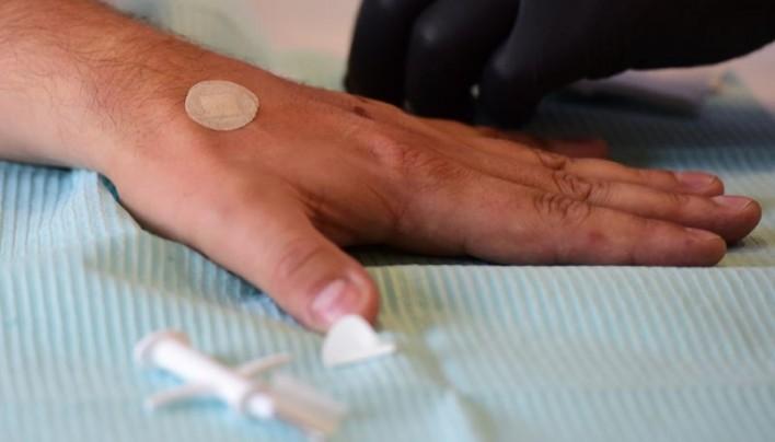 A jelszó már a múlté – Egy tisztességes 'kiborg' használjon chipet