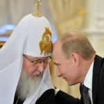 """Az orosz ortodox egyház kiáll Putyin mellett és """"szent háborút"""" hirdet Szíriában"""