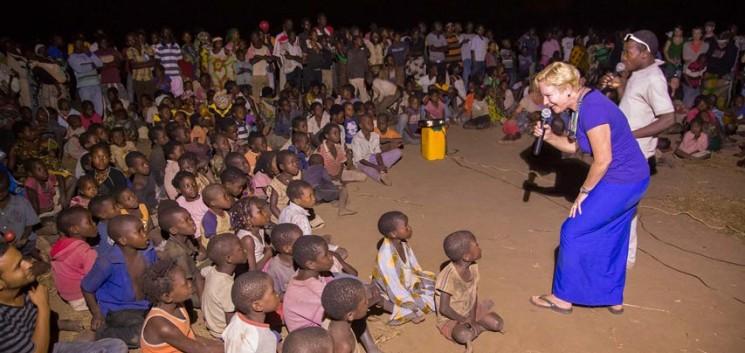 Heidi Baker Mozambikban