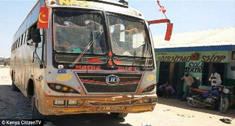 Kenyan-bus