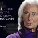 """""""Egy reset szükséges a gazdasági növekedés módszerében a világon."""""""