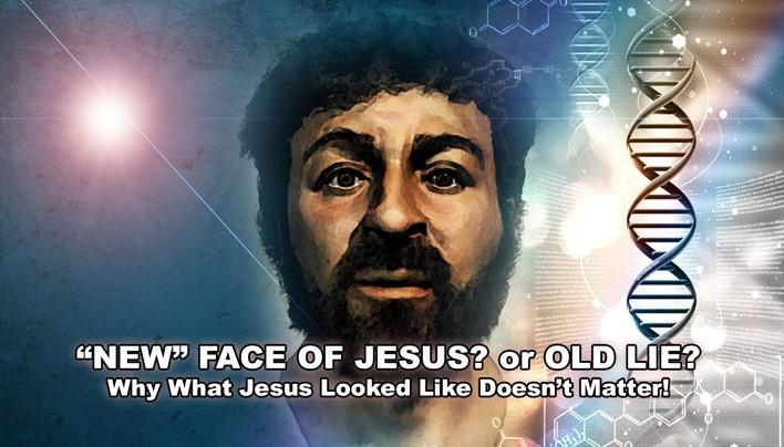 """New"" face of Jesus or old lie?"