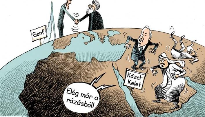Izrael szerint Irán nagyobb veszély, mint az ISIS