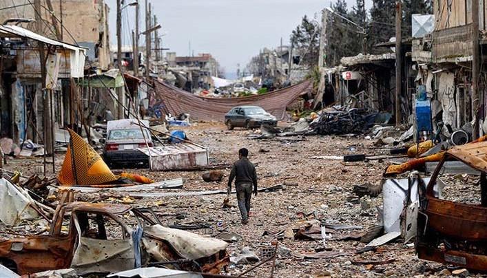Szíria: Egy kiterjedt háború kapujában