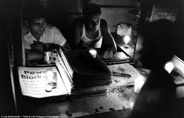 Az 1959-es New York-i áramszünet