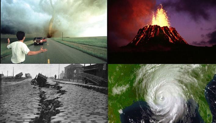 Does God Send Killer Hurricanes and Earthquakes?