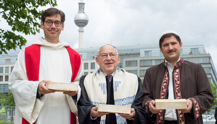 Church-Synagogue-Mosque to be Built in Berlin – The House of One