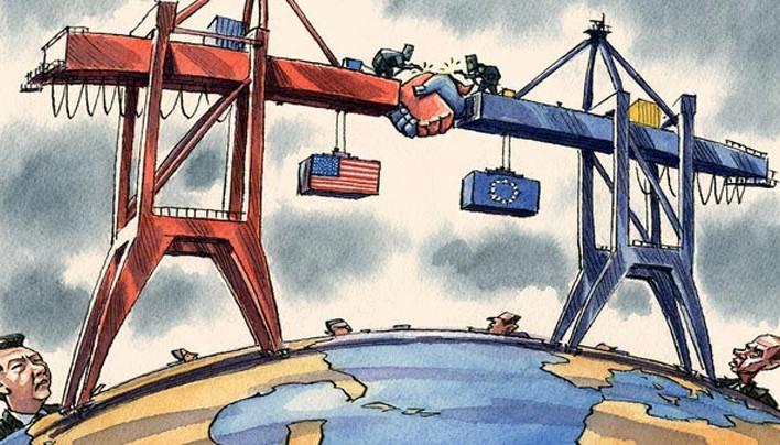 TPP, TTIP: Obama titkos kereskedelmi megállapodásai kontra Trump és Bernie