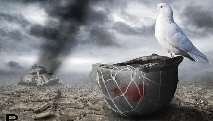 Egy veszélyes világ, ahol béke is van