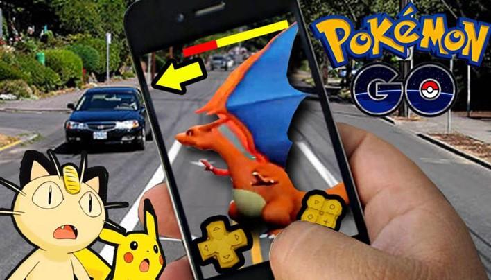 Pokémon Go: játékos állami megfigyelés és tömegmanipuláció