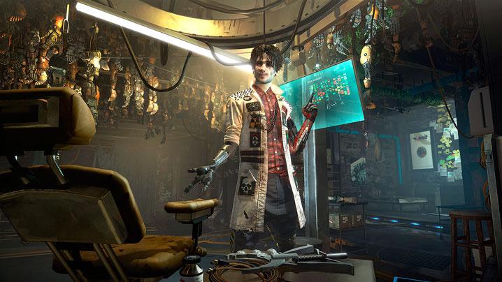 Amal Graafstra a robottestrészekkel felszerelt emberekre épülő Deus Ex Mankind Divided nevű játék Sydney-i bemutatóján is részt vett és azt mondja, hogy ez a kor nem 2029-ben jön el, hanem már itt van.