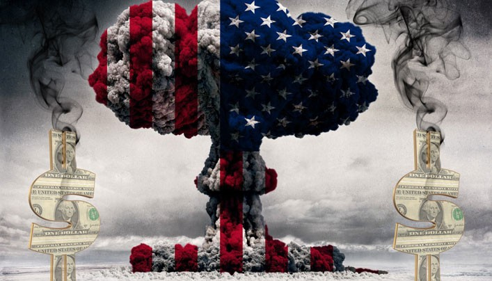 East vs. West Division Is About The Dollar – Not Nuclear War